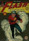 Cover for Flash Comics (DC, 1940 series) #26