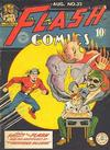 Cover for Flash Comics (DC, 1940 series) #32