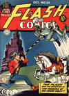 Cover for Flash Comics (DC, 1940 series) #34
