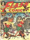 Cover for Flash Comics (DC, 1940 series) #37