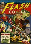 Cover for Flash Comics (DC, 1940 series) #50