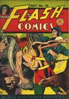 Cover for Flash Comics (DC, 1940 series) #55