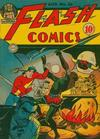 Cover for Flash Comics (DC, 1940 series) #56