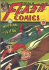 Cover for Flash Comics (DC, 1940 series) #58