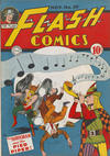 Cover for Flash Comics (DC, 1940 series) #59