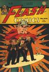 Cover for Flash Comics (DC, 1940 series) #69