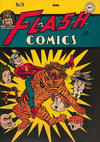 Cover for Flash Comics (DC, 1940 series) #74