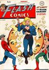 Cover for Flash Comics (DC, 1940 series) #92