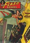 Cover for Flash Comics (DC, 1940 series) #100