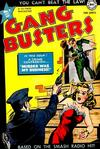Cover for Gang Busters (DC, 1947 series) #1