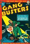 Cover for Gang Busters (DC, 1947 series) #2