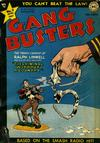 Cover for Gang Busters (DC, 1947 series) #3