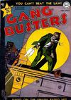 Cover for Gang Busters (DC, 1947 series) #5