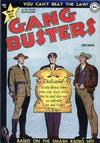 Cover for Gang Busters (DC, 1947 series) #6