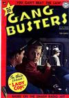 Cover for Gang Busters (DC, 1947 series) #9
