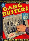 Cover for Gang Busters (DC, 1947 series) #15