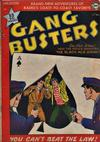 Cover for Gang Busters (DC, 1947 series) #18