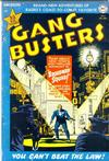 Cover for Gang Busters (DC, 1947 series) #19