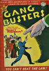 Cover for Gang Busters (DC, 1947 series) #22