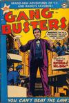 Cover for Gang Busters (DC, 1947 series) #28