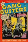 Cover for Gang Busters (DC, 1947 series) #34