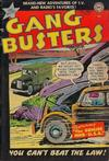 Cover for Gang Busters (DC, 1947 series) #36