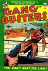 Cover for Gang Busters (DC, 1947 series) #37