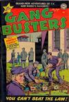 Cover for Gang Busters (DC, 1947 series) #38