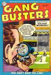 Cover for Gang Busters (DC, 1947 series) #41