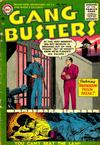 Cover for Gang Busters (DC, 1947 series) #50