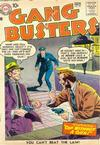Cover for Gang Busters (DC, 1947 series) #58