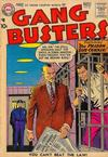 Cover for Gang Busters (DC, 1947 series) #60