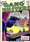 Cover for Gang Busters (DC, 1947 series) #61