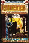 Cover for Ghosts (DC, 1971 series) #8