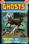 Cover for Ghosts (DC, 1971 series) #13