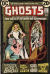 Cover for Ghosts (DC, 1971 series) #14