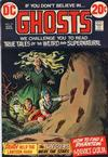 Cover for Ghosts (DC, 1971 series) #17