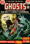 Cover for Ghosts (DC, 1971 series) #18