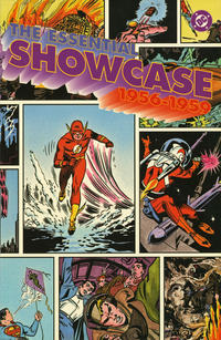 Cover Thumbnail for The Essential Showcase 1956-1959 (DC, 1992 series)