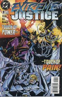 Cover Thumbnail for Extreme Justice (DC, 1995 series) #9
