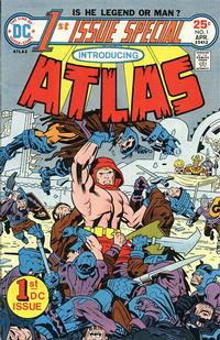 Cover Thumbnail for 1st Issue Special (DC, 1975 series) #1