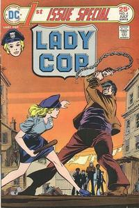 Cover Thumbnail for 1st Issue Special (DC, 1975 series) #4