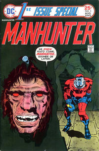 Cover Thumbnail for 1st Issue Special (DC, 1975 series) #5