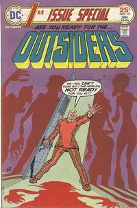Cover Thumbnail for 1st Issue Special (DC, 1975 series) #10