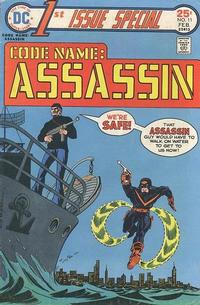 Cover Thumbnail for 1st Issue Special (DC, 1975 series) #11