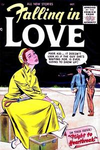 Cover Thumbnail for Falling in Love (DC, 1955 series) #1