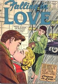 Cover Thumbnail for Falling in Love (DC, 1955 series) #9