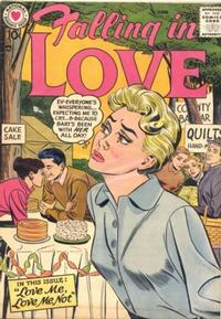 Cover Thumbnail for Falling in Love (DC, 1955 series) #11