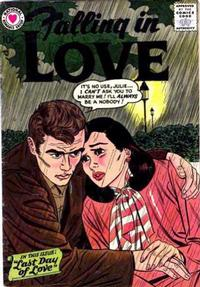 Cover for Falling in Love (DC, 1955 series) #14