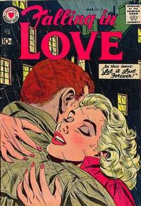 Cover Thumbnail for Falling in Love (DC, 1955 series) #17